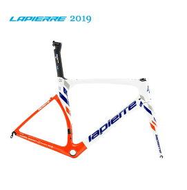 ロードレーサー 2019 LAPIERRE ラピエール AIRCODE SL ULTIMATE エアコード SL アルチメイト フレームセット FDJ