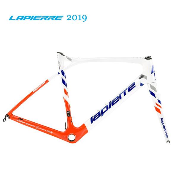 ロードレーサー 2019 LAPIERRE ラピエール XELIUS SL ULTIMATE ゼリウス SL アルチメイト フレームセット FDJ