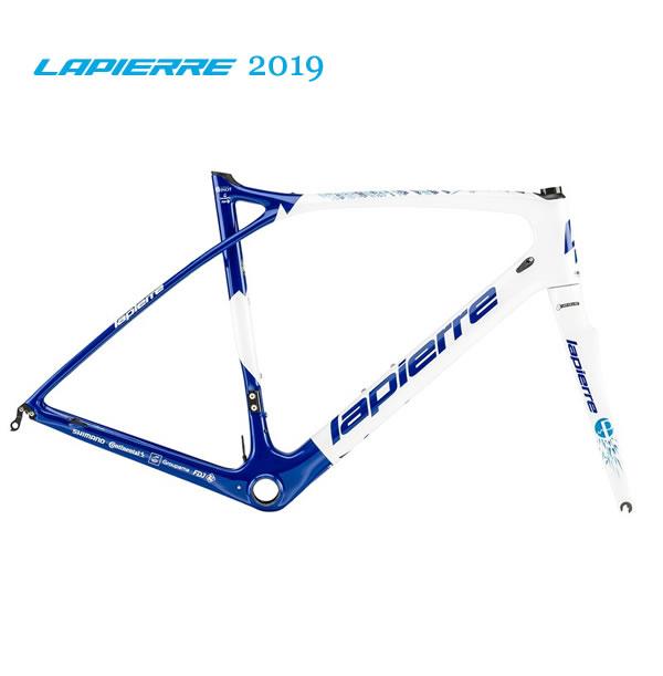 ロードレーサー 2019 LAPIERRE ラピエール XELIUS SL ULTIMATE ゼリウス SL アルチメイト フレームセット PINOT