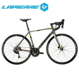 (選べる特典付き!)ロードバイク 2020 LAPIERRE ラピエール SENSIUM AL 500 DISC センシウム AL 500 ディスク SHIMANO 105 22段変速 ディスク仕様 700C アルミ