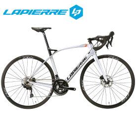 (選べる特典付き!)ロードバイク 2020 LAPIERRE ラピエール XELIUS SL 500 DISC ゼリウスSL 500 ディスク SHIMANO 105 22段変速 ディスク仕様 700C カーボン
