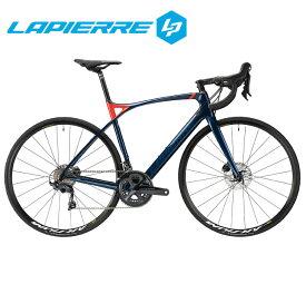 (選べる特典付き!)ロードバイク 2020 LAPIERRE ラピエール XELIUS SL 600 DISC ゼリウスSL 600 ディスク SHIMANO ULTEGRA 22段変速 ディスク仕様 700C カーボン