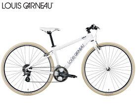 クロスバイク 2021 LOUIS GARNEAU ルイガノ SETTER8.0 セッター8.0 LGホワイト 24段変速