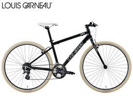 クロスバイク 2021 LOUIS GARNEAU ルイガノ SETTER8.0 セッター8.0 LGブラック 24段変速