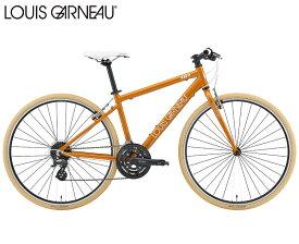 クロスバイク 2021 LOUIS GARNEAU ルイガノ SETTER8.0 セッター8.0 BISQUIT 24段変速
