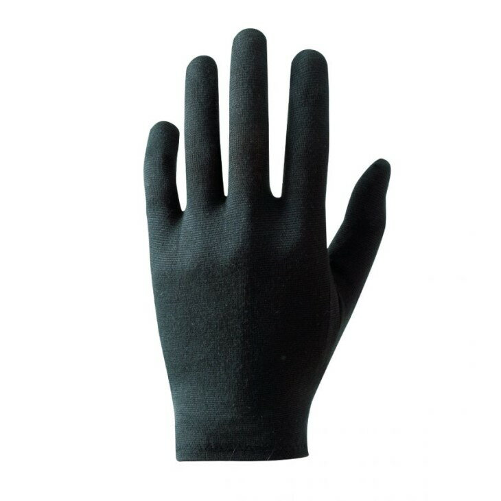 (ネコポス便対応商品)PEARL IZUMI パールイズミ 2018年秋冬モデル 120 インナー グローブ 1.ブラック フリーサイズ(4562331662396)
