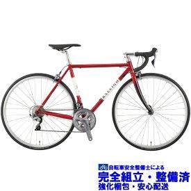 即納有(選べる特典付)ロードバイク 2021 RALEIGH ラレー CRF Carlton-F カールトンF マルーンレッド SHIMANO 105 2×11SP 700C クロモリ