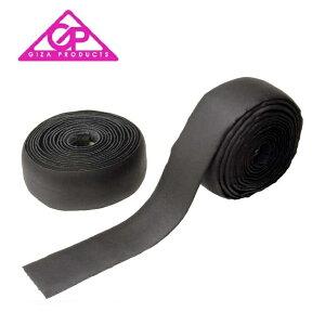 (GIZA)ギザ BARTAPE バーテープ HBT019 Leather BarTape レザーバーテープ ブラック(HBT01900)(4935012314097)