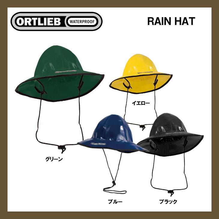 ORTLIEB オルトリーブ アクセサリー RAIN HAT レインハット