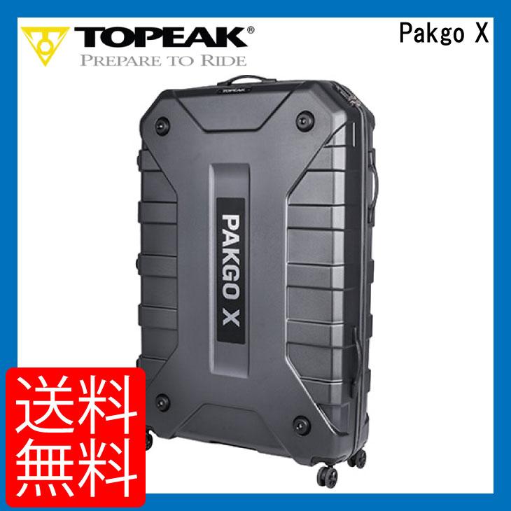 (予約受付中)TOPEAK トピーク 輪行バッグ Pakgo X パックゴー X(4712511840599)