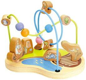 ピーターラビット おいかけっこループ【送料無料(北海道・沖縄を除く)】【ローヤル】eco friendly toy 知育玩具 おもちゃ