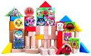 アンパンマン 筒入りつみ木DX【クレジットOK!】アガツマ 知育玩具 つみき 木製 おもちゃ