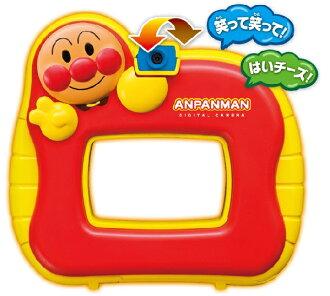 面包超人首次的数码照相机2 AGATSUMA PINOCCHIO pinochiodejitarukamera玩具