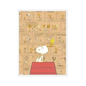 手帳 2022年 B6 ウィークリー スヌーピー コミックデザイン クラフト ピーナッツ APJ 週間 10月始まり ダイアリー キャラクタースケジュール帳 令和4年 手帖 メール便可 v-2108clcp 100円クーポン