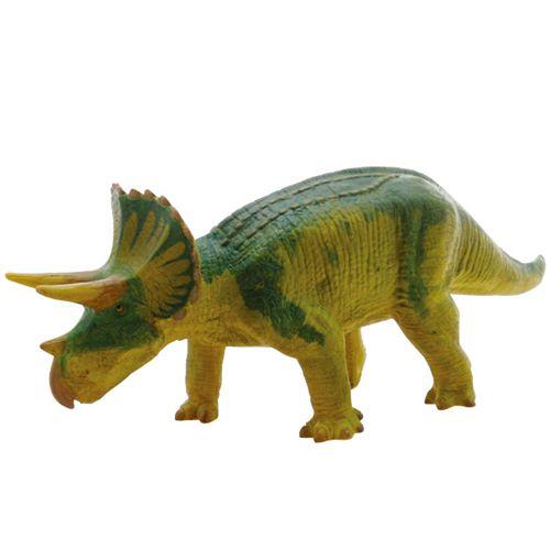 ビッグサイズフィギュア ソフトビニールモデル トリケラトプス 恐竜グッズ通販【プレゼント】【あす楽】ベルコモン