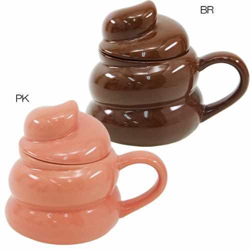 ふた付きマグ マグカップ UNCHI ウンチ ワンリーエボリューション 面白 食器 ギフト通販 【プレゼント】【あす楽】