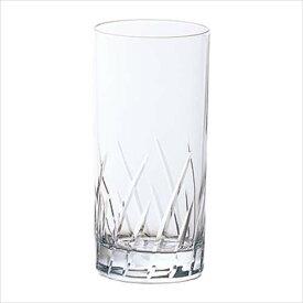カムリ12 6個セット グラスコップ H AXカムリカット 4031 アデリア 375ml 酒器 食器石塚硝子 取寄品 引越し祝い 新築祝い 開業祝い 内祝い お返しギフト のし利用可