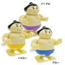 トコトコ人形 おもちゃ 相撲 どすこい力士 ユニック 6cm インバウンド 面白雑貨通販