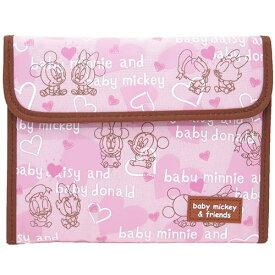 ジャンバラ母子手帳ケース マルチケース ベビーミッキー&フレンズディズニー マザー 雑貨 メール便可