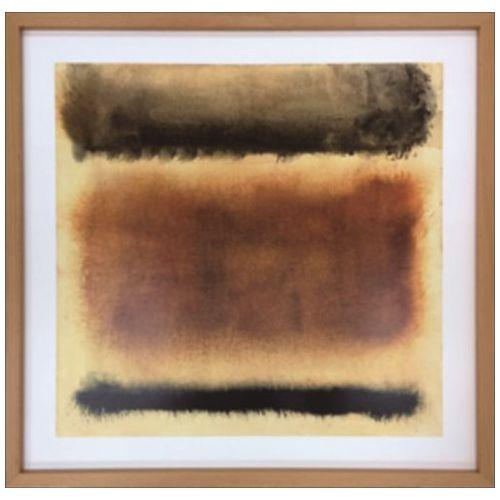 【送料無料】スカンジナビア ART インテリア アート Mark Rothko Untitled 1958 美工社 67×65cm 壁掛け 額付き 【取寄品】【プレゼント】【結婚祝い】【引越し祝い/新築祝い/開業祝い】 【全品ポイント10倍】5/30まで