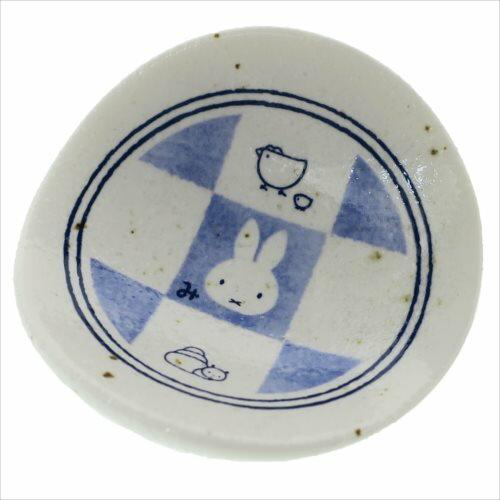 磁器製チョップスティックレスト 箸置き ミッフィー 市松 ディックブルーナ 金正陶器 ギフト雑貨 日本製和食器 通販 【メール便可】