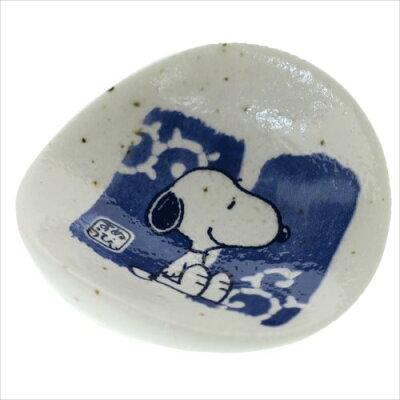 磁器製チョップスティックレスト箸置きスヌーピー筆唐草ピーナッツ金正陶器ギフト雑貨日本製和食器通販【メール便可】