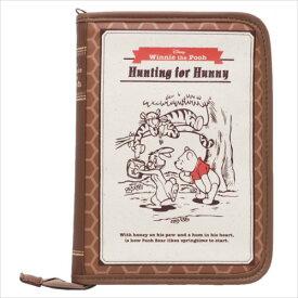 片面ジャバラマルチケース 母子手帳ケース くまのプーさん ブック型 ディズニー ママ 雑貨 メール便可