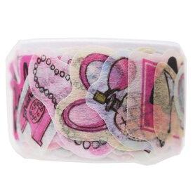 ペリペッタN バービー マスキング ロール ステッカー Barbie サンスター文具 和紙テープ 手帳デコ