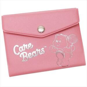 ポイントカードケース チアベア ケアベア カードホルダー CareBears サンスター文具 20枚収納可 ギフト 雑貨 メール便可