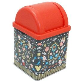 ミニダストボックス 卓上ゴミ箱 ムーミン リトルミイ 北欧 スモールプラネット インテリア 雑貨 かわいい