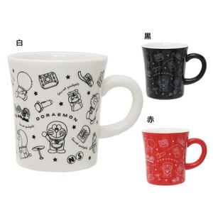 磁器製 カラーマグ マグカップ ドラえもん ひみつ道具 金正陶器 ギフト雑貨 日本製 アニメ