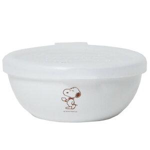 ストレージ コンテナ S 食品 保存容器 スヌーピー ホワイト ピーナッツ マリモクラフト ギフト 雑貨 日本製