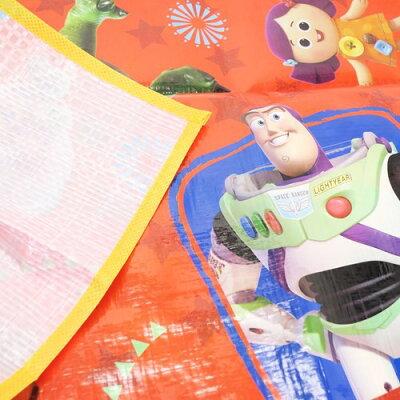 ピクニック用品レジャーシートSトイストーリー41〜2人用ディズニーヤクセル90×60cm遠足雑貨通販