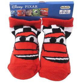 ベビー ソックス 新生児はじめての 靴下 カーズ エイリアン アップチェック ディズニー スモールプラネット 7-10cm 赤ちゃん靴下