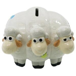 セラミック バンク 貯金箱 トイストーリー 4 羊 ディズニー サンアート フィギアバンク ギフト 雑貨