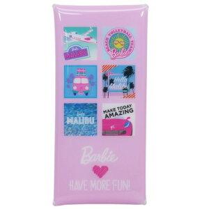 クリア マルチケース 筆箱 バービー パネル Barbie マリモクラフト ペンポーチ メール便可