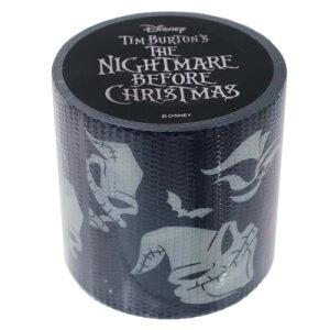 YOJOテープ 養生 デコテープ ナイトメアビフォアクリスマス D ディズニー デルフィーノ ビッグマステ 幅広梱包テープ