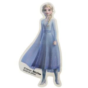 シール ダイカット ステッカー アナと雪の女王2 エルサ ディズニー デルフィーノ コレクション 雑貨 プチギフト メール便可