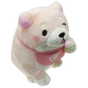 プラッシュドール S ぬいぐるみ 忠犬もちしば さくら だんご 柴犬 エスケイジャパン かわいい プレゼント
