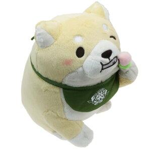 プラッシュドール S ぬいぐるみ 忠犬もちしば きなこ だんご 柴犬 エスケイジャパン かわいい プレゼント