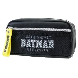 メッシュポケット BOX ペンケース ペンケース バットマン ロゴ DCコミック クラックス 新学期 雑貨 筆箱 通販