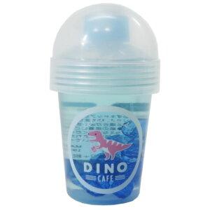 糊 タピオカドリンク型 スポンジ 水のり DINO CAFE クラックス 新学期 雑貨 かわいい おもしろ文具通販