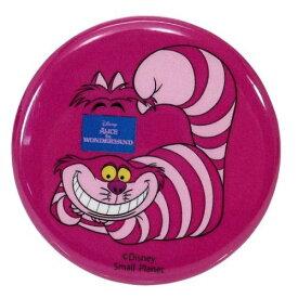 ビッグ カンバッジ 缶バッジ おしゃれキャット チシャ猫 ディズニー スモールプラネット 直径4.3cm コレクション 雑貨 通販 メール便可
