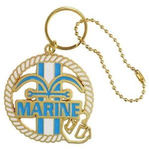 スタンド メタル キーチェーン キーホルダー ワンピース 海軍 ONE PIECE アビーズ3 コレクション 雑貨 プレゼント アニメ通販 メール便可