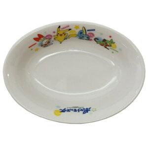 キッズ食器 磁器製 こども カレー皿 ポケモン 2020SS ポケットモンスター 金正陶器 かわいい 日本製 通販