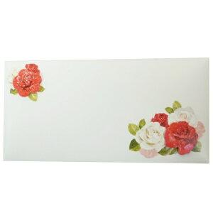 ギフト 金封 FLOWER 熨斗袋 KP-14465 クローズピン 大人可愛い メッセージカード付き ご祝儀袋通販 メール便可