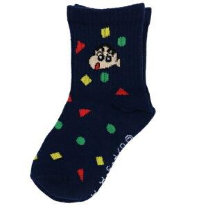 キッズ リブクルー ソックス 子供用 靴下 クレヨンしんちゃん パジャマ スモールプラネット プレゼント アニメメール便可