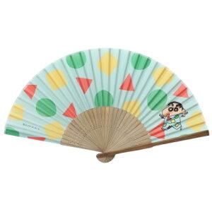 夏雑貨 キャラ 扇子 クレヨンしんちゃん パジャマ スモールプラネット プレゼント メール便可