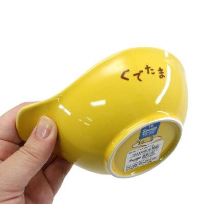 鍋の取り鉢陶器製とんすいぐでたまフェイスシリーズサンリオ金正陶器日本製食器