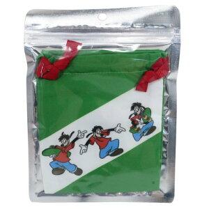 ミニ きんちゃくポーチ 巾着袋 MAX マックス グリーン ディズニー マリモクラフト 小物入れ メール便可
